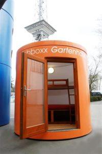 mobile Gartenhaus kaufen projekt veloform